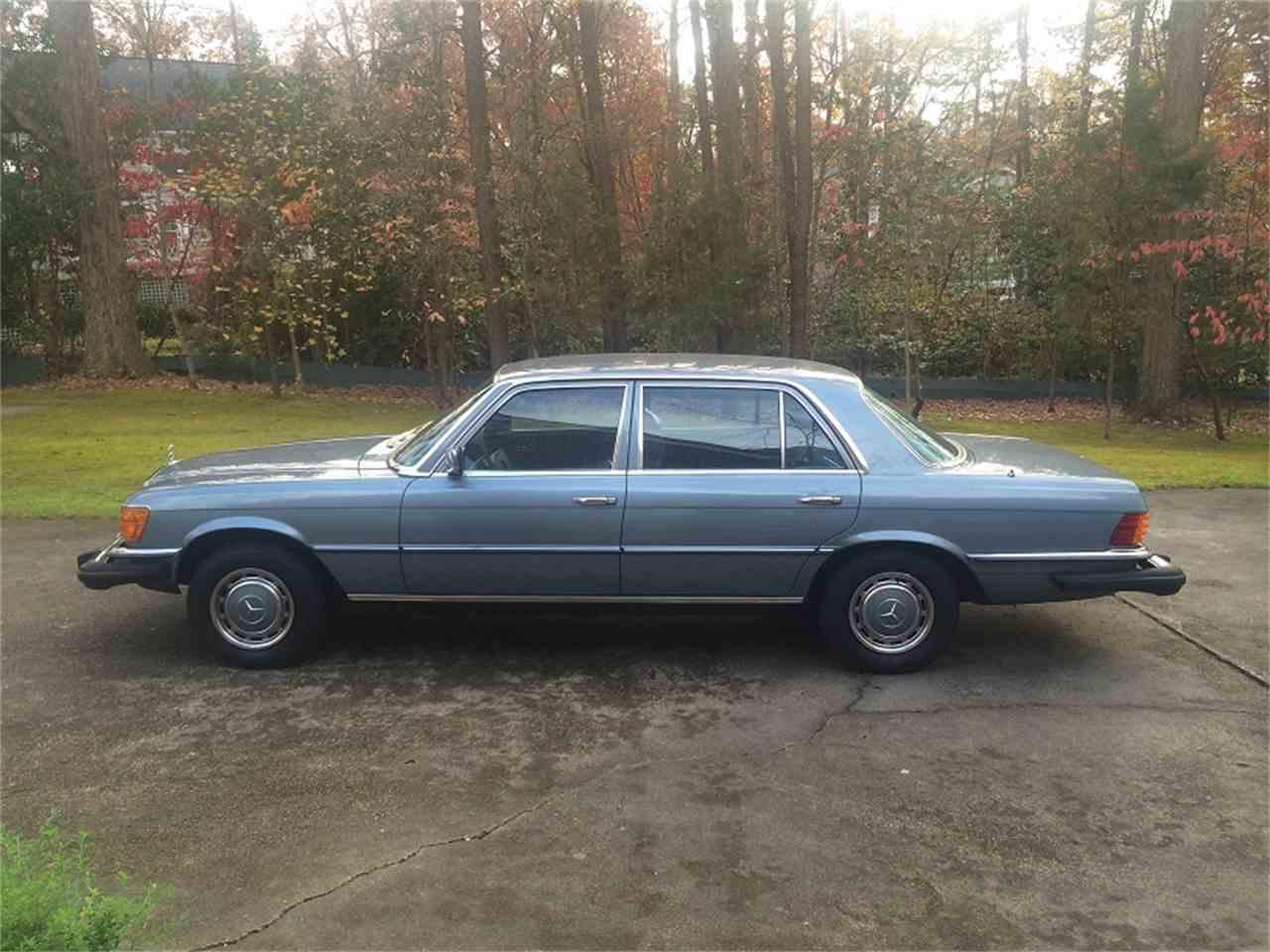 1977 mercedes benz 450sel for sale cc for Mercedes benz north carolina