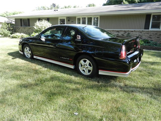 2002 Chevrolet Monte Carlo SS | 871224