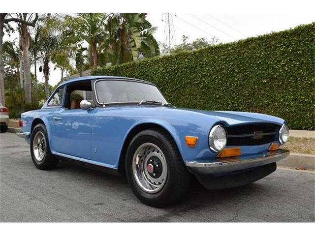 1971 Triumph TR6 | 871232