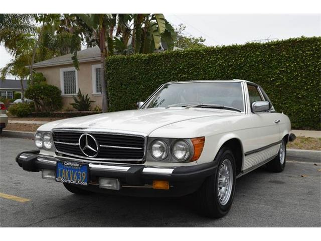 1980 Mercedes-Benz 450SL | 871233