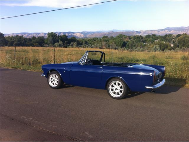1966 Sunbeam Tiger Mark IA | 871258