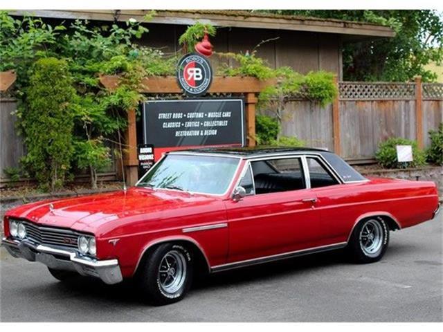 1965 Buick Skylark   870133