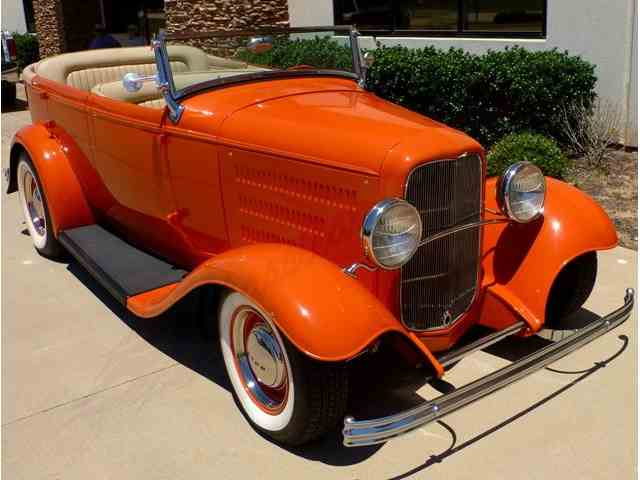 1932 FORD PHAETON CUSTOM | 870134
