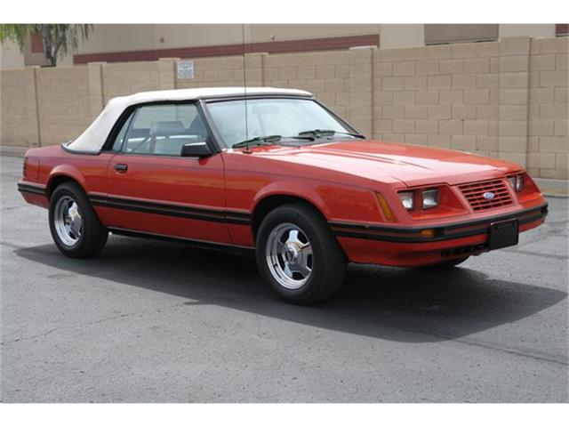 1984 Ford Mustang | 871372