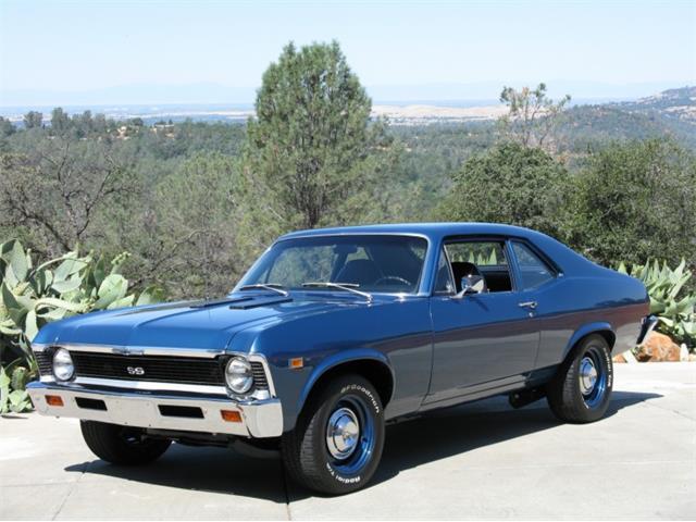 1969 Chevrolet Nova | 871396