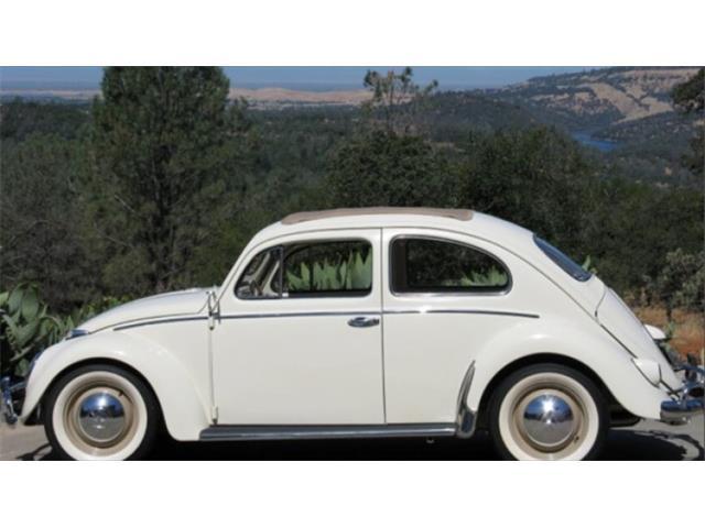 1958 Volkswagen Beetle | 871399