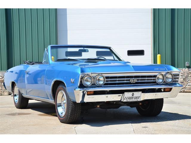 1967 Chevrolet Chevelle SS | 870014