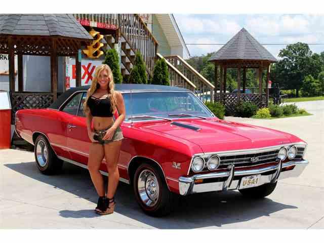 1967 Chevrolet Chevelle SS | 870143