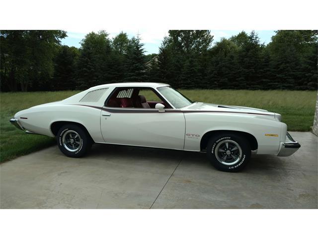 1973 Pontiac GTO | 871591