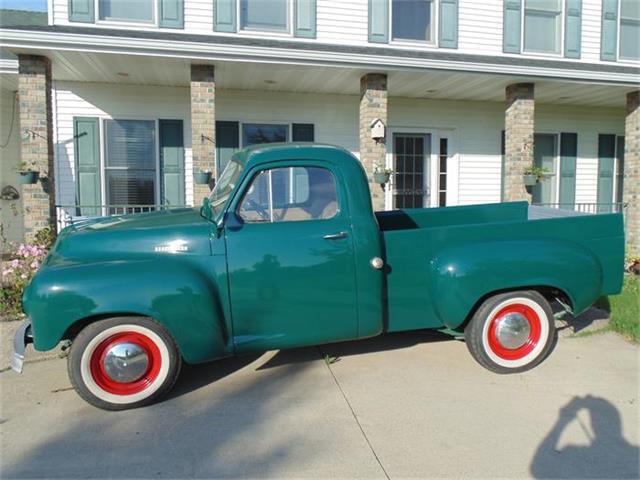 1950 Studebaker Pickup | 871600