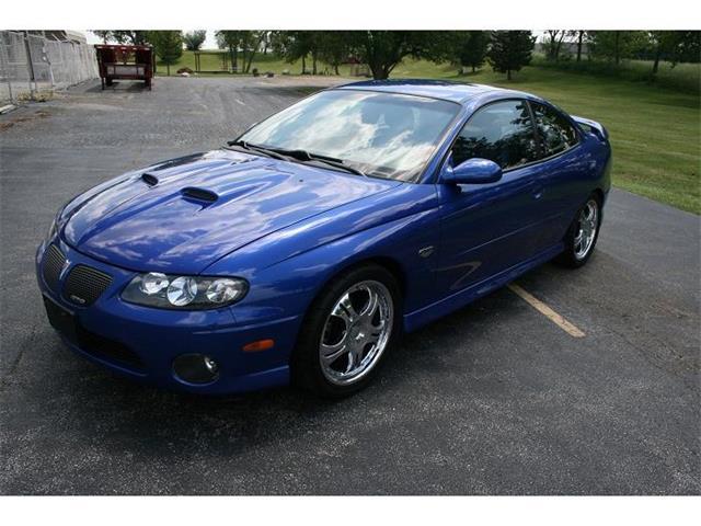 2004 Pontiac GTO | 871624