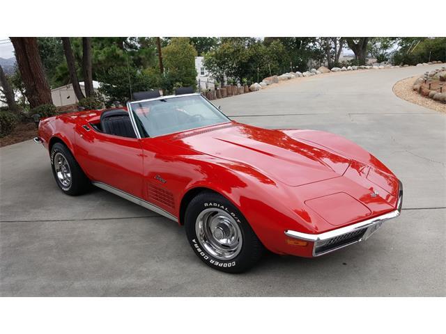 1971 Chevrolet Corvette | 871631