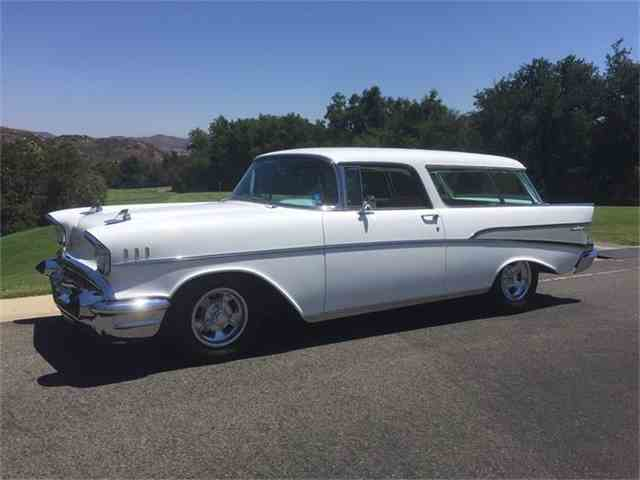 Classifieds for 1957 Chevrolet Nomad - 11 Available