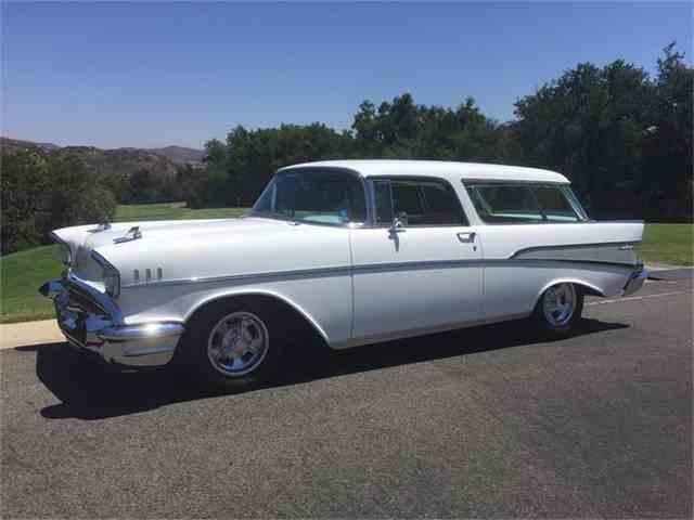 1957 Chevrolet Nomad | 871632