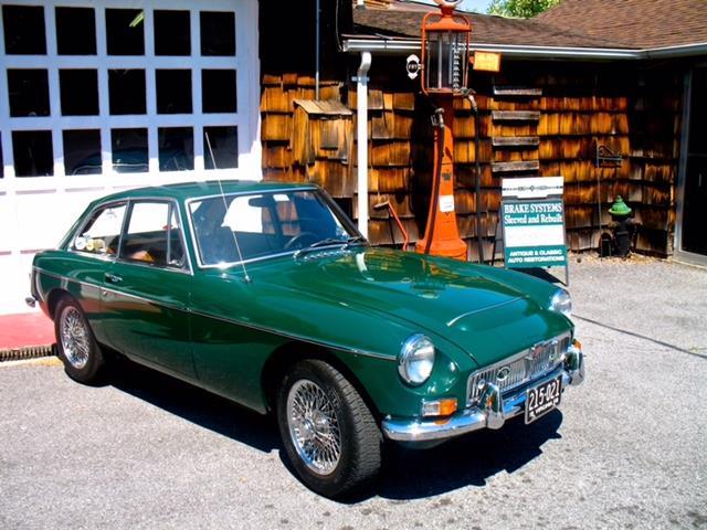 1968 MG MGC | 871634