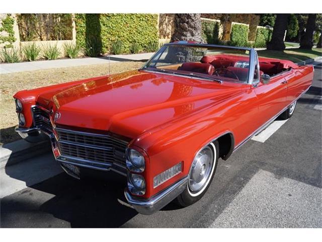 1966 Cadillac Eldorado | 871635