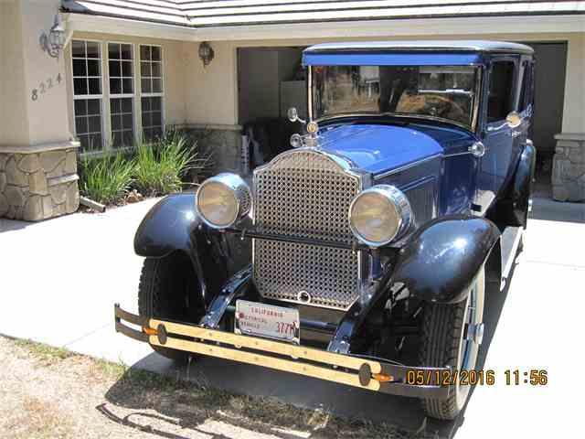 1928 Packard 526 | 871637