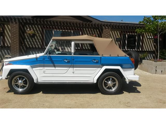 1974 Volkswagen Thing | 871638
