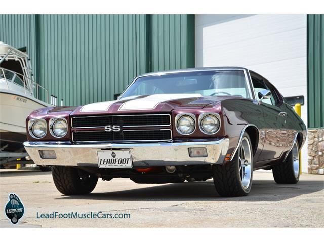 1970 Chevrolet Chevelle SS | 871643