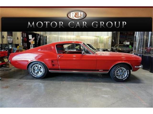 1967 Ford Mustang | 871646