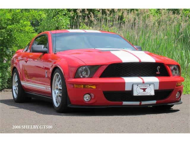 2008 Shelby GT500   871647