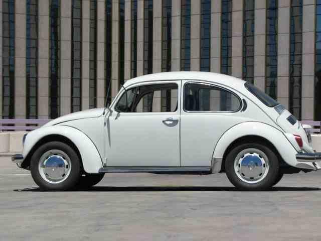 1972 Volkswagen Beetle   871651
