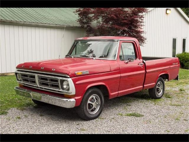 1972 Ford F100 | 871654