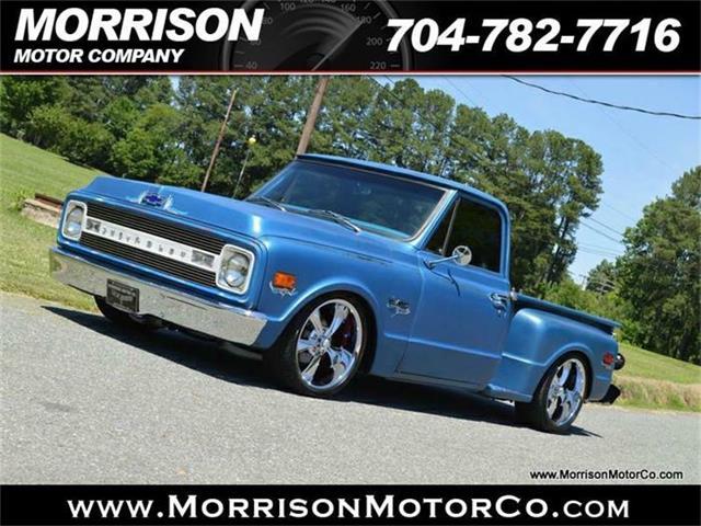 1970 Chevrolet C/K 10 | 871657