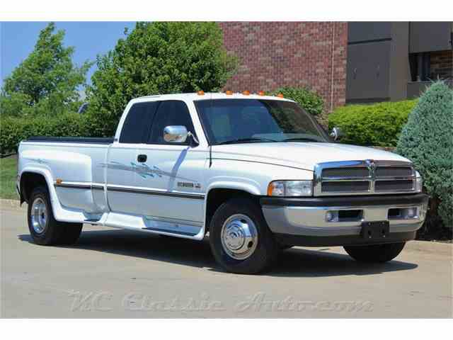 1996 Dodge Ram 3500 SLT Laramie Dually V10 LOW MILES!!! | 871662
