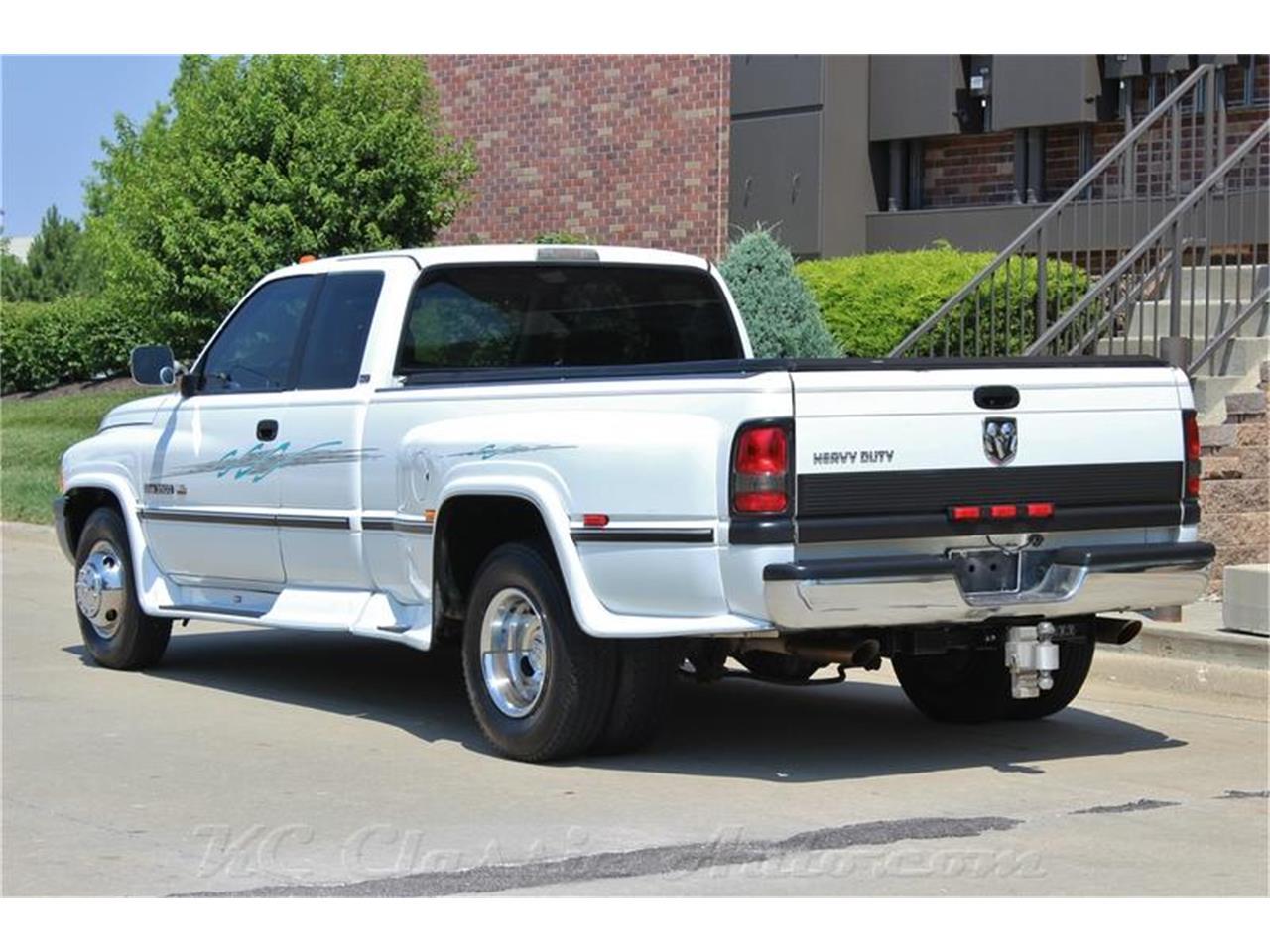 1996 dodge ram 3500 slt laramie dually v10 low miles. Black Bedroom Furniture Sets. Home Design Ideas