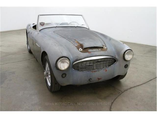 1962 Austin-Healey 3000 | 871676
