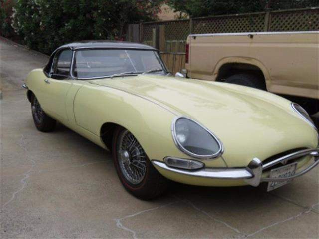 1967 Jaguar XKE | 871678