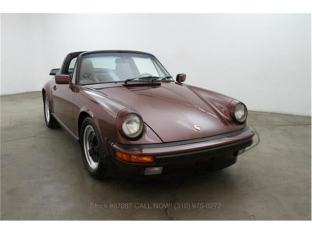 1986 Porsche Carrera | 871684