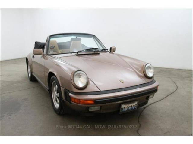 1988 Porsche Carrera | 871687
