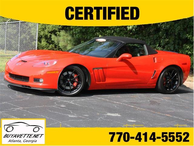 2011 Chevrolet Corvette | 871698