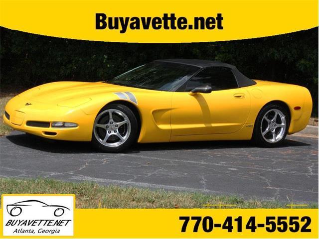 2000 Chevrolet Corvette | 871700