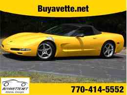 2000 Chevrolet Corvette for Sale - CC-871700