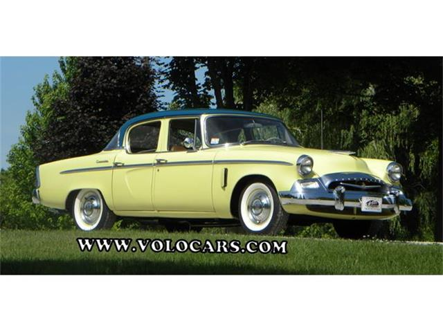 1955 Studebaker Model 16 G8 Commander Sedan | 871702