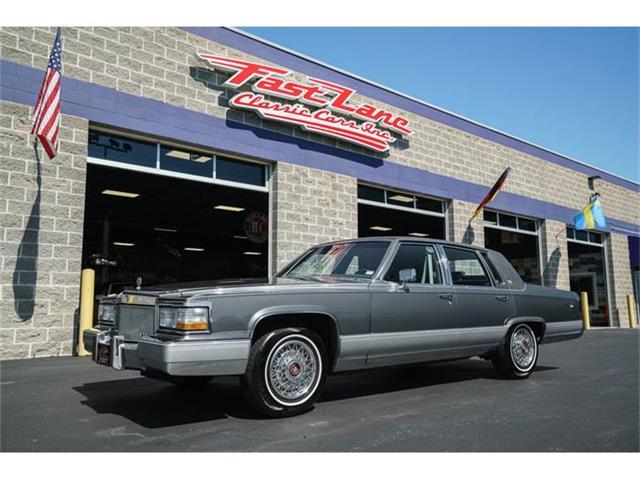 1992 Cadillac Brougham | 871724