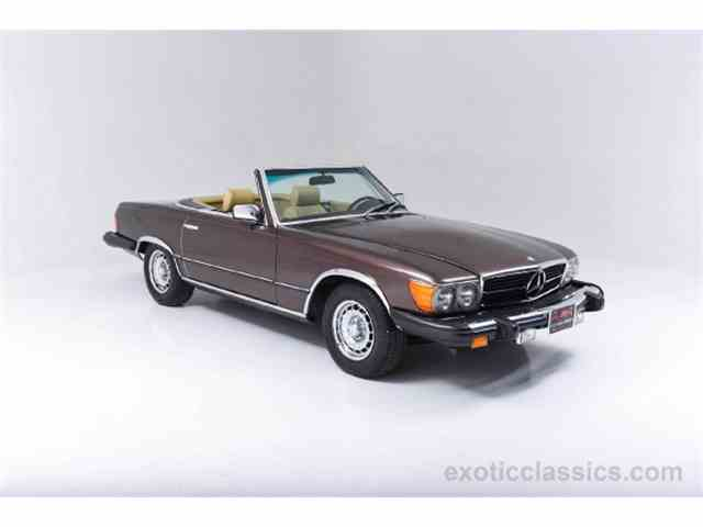 1980 Mercedes-Benz 450SL | 871730