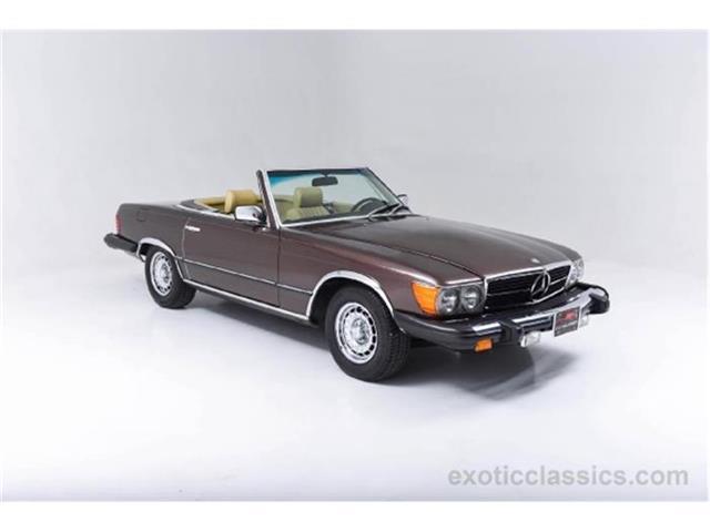 1980 Mercedes-Benz 450SL | 871730