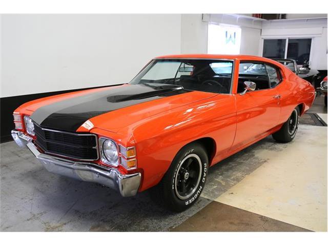 1971 Chevrolet Chevelle | 871738