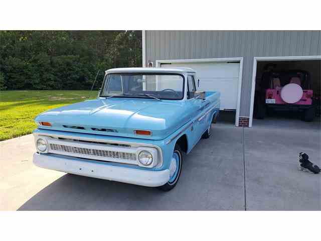 1966 Chevrolet C-Series | 871750