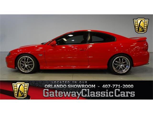 2005 Pontiac GTO | 870176