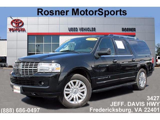 2013 Lincoln Navigator | 871770