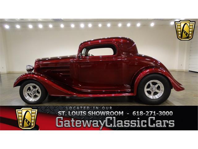 1934 Chevrolet Deluxe   870181