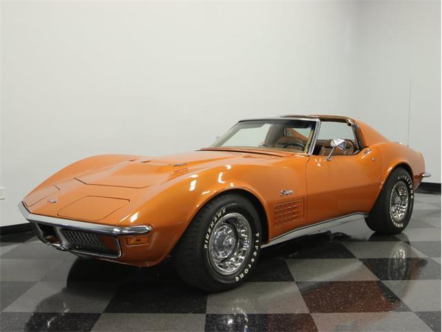 1972 Chevrolet Corvette | 870183