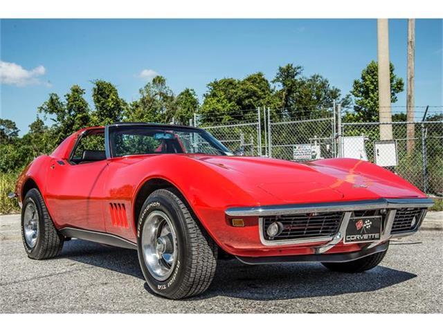 1968 Chevrolet Corvette | 870198