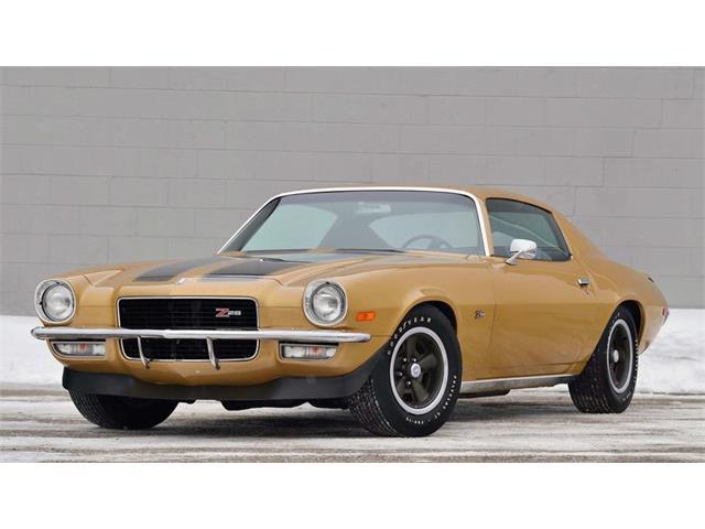 1970 Chevrolet Camaro Z28 | 871981