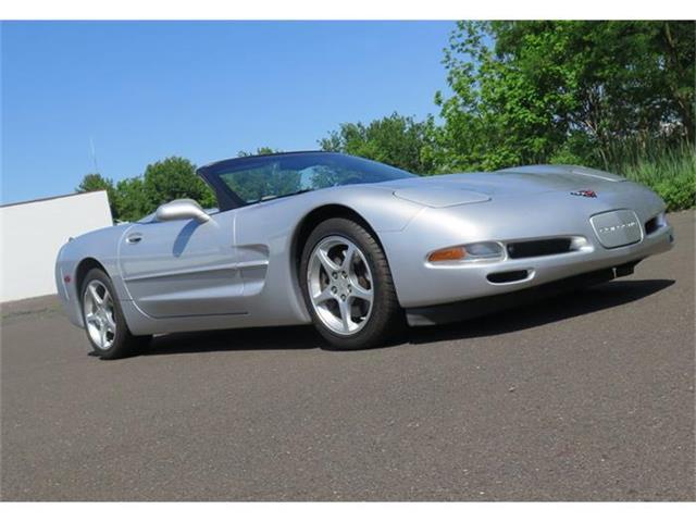 2001 Chevrolet Corvette | 870020